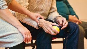 Healthy Ageing and Elderly Care through Ayurveda and Yoga