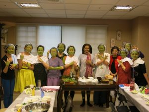 Lasting Beauty through Ayurveda (Face care and hair care)